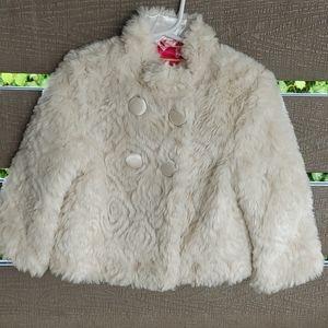 Dollhouse Toddler girls winter Coat size 4T
